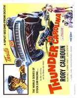 Thunder in Carolina movie poster (1960) picture MOV_2b6ab623