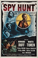 Spy Hunt movie poster (1950) picture MOV_2b6c7314