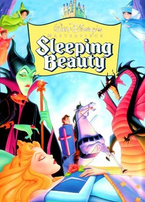 Sleeping Beauty movie poster (1959) poster MOV_2b742876