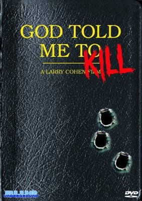 God Told Me To movie poster (1976) poster MOV_2b7a1fdd