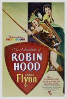 The Adventures of Robin Hood movie poster (1938) picture MOV_2b841083