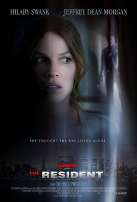 The Resident movie poster (2010) poster MOV_2b89c6f3