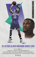 '92 Skybox Alonzo Mourning Rookie Card movie poster (2011) picture MOV_2b8a69e3