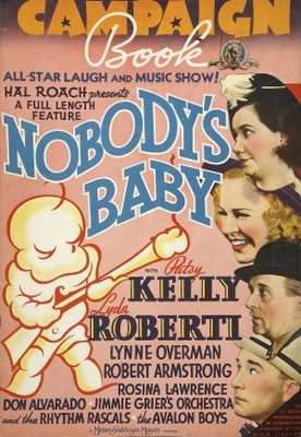 Nobody's Baby movie poster (1937) poster MOV_2b8bce93