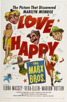 Love Happy movie poster (1949) poster MOV_2b914bf2