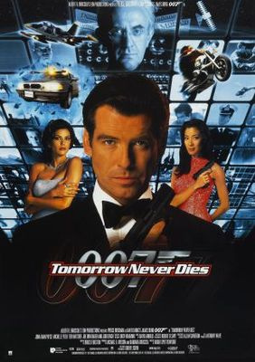 Tomorrow Never Dies movie poster (1997) poster MOV_2b9256b5