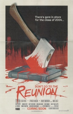 Don't Go to the Reunion movie poster (2013) poster MOV_2b9469c6