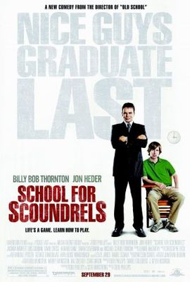 School for Scoundrels movie poster (2006) poster MOV_2b961c65