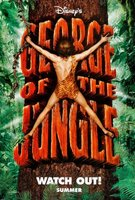 George of the Jungle movie poster (1997) picture MOV_2b96c376