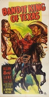Bandit King of Texas movie poster (1949) picture MOV_2b98138f