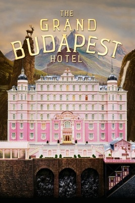 The Grand Budapest Hotel movie poster (2014) poster MOV_2b9e6791