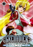 Grenadier: Hohoemi no senshi movie poster (2005) picture MOV_2ba0e66c