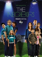 The Neighbors movie poster (2012) picture MOV_2ba4644c