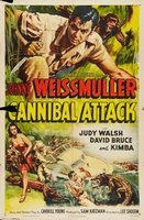 Cannibal Attack movie poster (1954) picture MOV_2ba80d8f