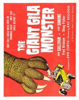 The Giant Gila Monster movie poster (1959) picture MOV_2ba82e6d