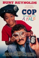 Cop and ½ movie poster (1993) picture MOV_2baf723b