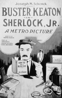 Sherlock Jr. movie poster (1924) picture MOV_2bb09ed7