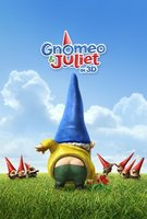 Gnomeo and Juliet movie poster (2011) picture MOV_2bb16578