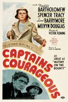 Captains Courageous movie poster (1937) picture MOV_2bb714d3