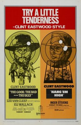 Hang Em High movie poster (1968) poster MOV_2bb96d81