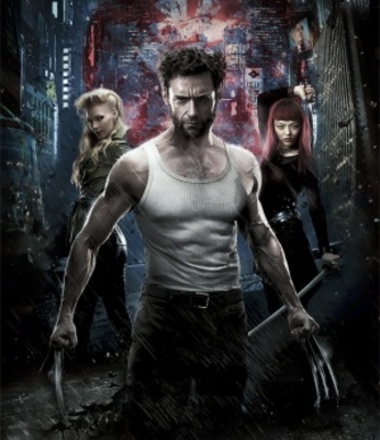 The Wolverine movie poster (2013) poster MOV_2bd05f05