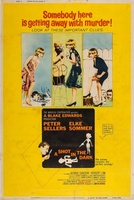 A Shot in the Dark movie poster (1964) picture MOV_33be3571