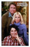 Three's Company movie poster (1977) picture MOV_2be25cff
