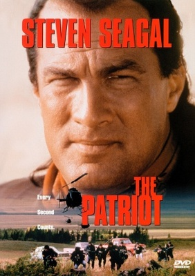 The Patriot movie poster (1998) poster MOV_2be4b3b6