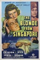 The Blonde from Singapore movie poster (1941) picture MOV_2be69cf1