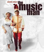 The Music Man movie poster (1962) picture MOV_2bec3a5d