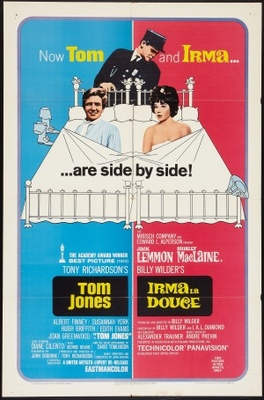 Irma la Douce movie poster (1963) poster MOV_2bed4351