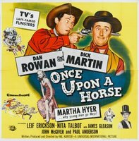 Once Upon a Horse... movie poster (1958) picture MOV_2beda90e