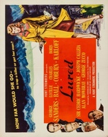 Lured movie poster (1947) picture MOV_2bf094f8