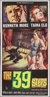 The 39 Steps movie poster (1959) picture MOV_2bf0a7af