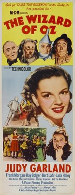 The Wizard of Oz movie poster (1939) poster MOV_2bf89e99