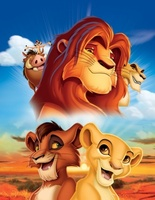 The Lion King II: Simba's Pride movie poster (1998) picture MOV_2bf91d88