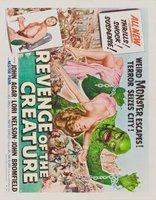 Revenge of the Creature movie poster (1955) picture MOV_3cc1f11e