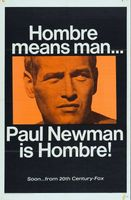 Hombre movie poster (1967) picture MOV_2bfbaa5c
