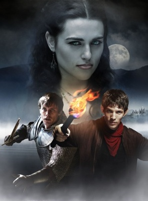 Merlin movie poster (2008) poster MOV_2c052996