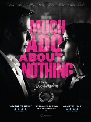 Much Ado About Nothing movie poster (2012) poster MOV_2c0ae905