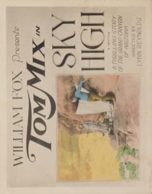 Sky High movie poster (1922) poster MOV_2c0e2e2f