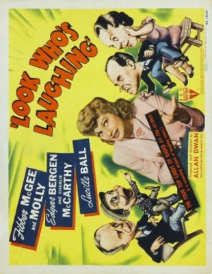Look Who's Laughing movie poster (1941) poster MOV_2c0eec8e