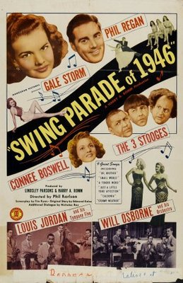 Swing Parade of 1946 movie poster (1946) poster MOV_2c141578