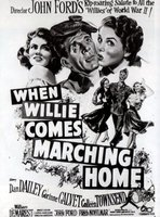 When Willie Comes Marching Home movie poster (1950) picture MOV_2c15ef55