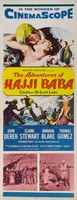 The Adventures of Hajji Baba movie poster (1954) picture MOV_2c1665d6