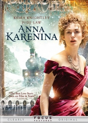 Anna Karenina movie poster (2012) poster MOV_2c18671e