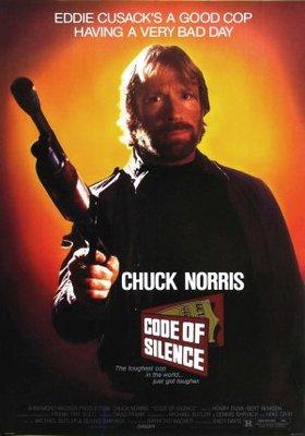 Code Of Silence movie poster (1985) poster MOV_2c1af764