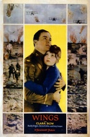 Wings movie poster (1927) picture MOV_2c23f034