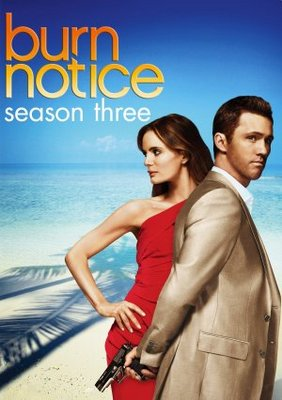 Burn Notice movie poster (2007) poster MOV_2c2c7356
