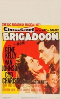 Brigadoon movie poster (1954) picture MOV_2c32944d